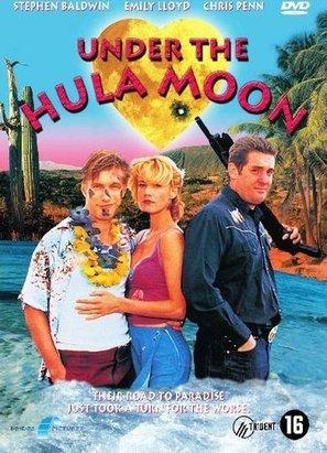 Under the Hula Moon - Dutch Movie Cover (thumbnail)
