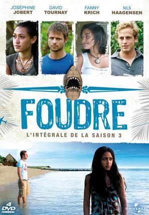 """""""Foudre"""" - French DVD movie cover (thumbnail)"""