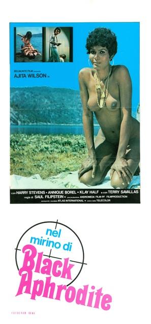 Mavri Afroditi - Italian Movie Poster (thumbnail)