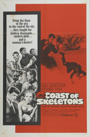 Coast of Skeletons - Movie Poster (thumbnail)