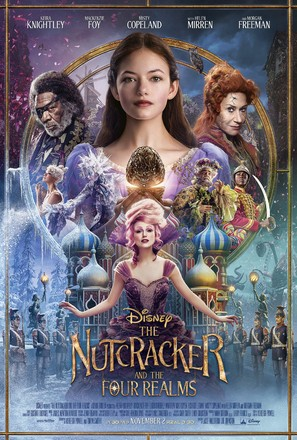 The Nutcracker and the Four Realms - Movie Poster (thumbnail)