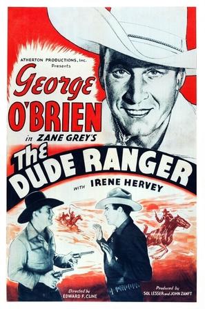The Dude Ranger - Movie Poster (thumbnail)