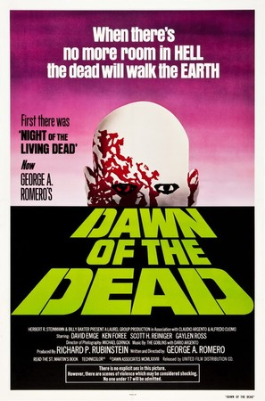 Dawn of the Dead - Movie Poster (thumbnail)