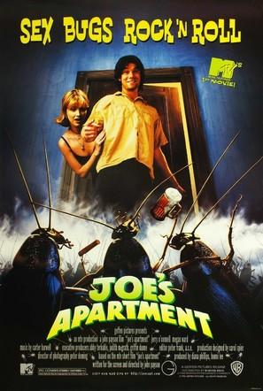 Joe's Apartment - Movie Poster (thumbnail)