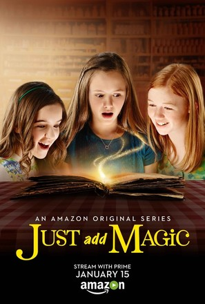 """Just Add Magic"" - Movie Poster (thumbnail)"
