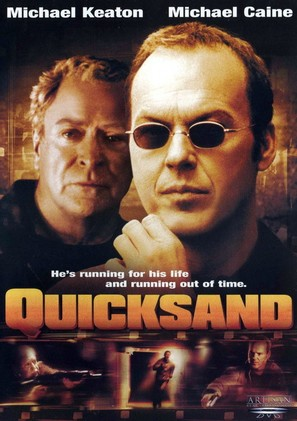 Quicksand - DVD cover (thumbnail)
