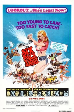 Sixpack Annie - Movie Poster (thumbnail)