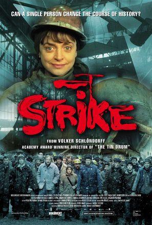 Strajk - Die Heldin von Danzig - Movie Poster (thumbnail)