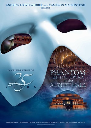 The Phantom of the Opera at the Royal Albert Hall - Movie Poster (thumbnail)