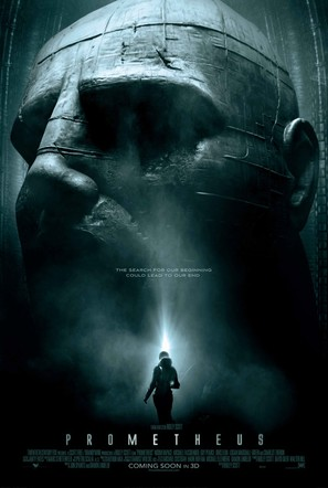 Prometheus - Movie Poster (thumbnail)