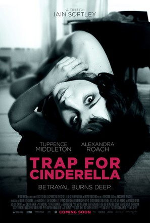 Trap for Cinderella - British Movie Poster (thumbnail)