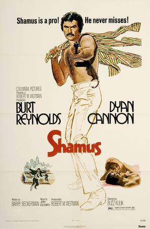 Shamus - Movie Poster (thumbnail)