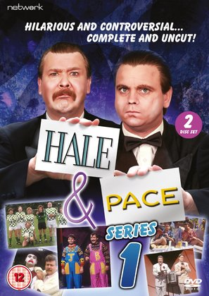 """""""Hale and Pace"""" - British DVD cover (thumbnail)"""