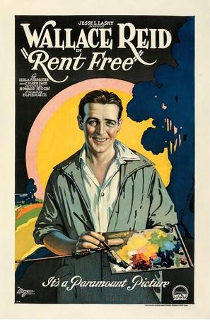 Rent Free - Movie Poster (thumbnail)