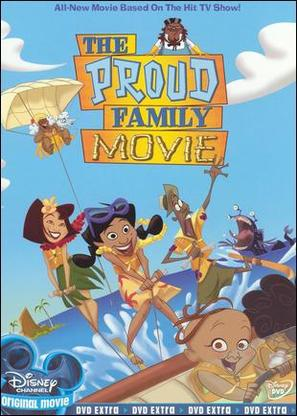 The Proud Family Movie - Movie Cover (thumbnail)