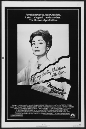 Mommie Dearest - Movie Poster (thumbnail)