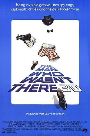 The Man Who Wasn't There - Movie Poster (thumbnail)