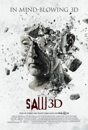 Saw 3D - Movie Poster (thumbnail)