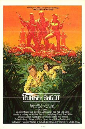 Turkey Shoot - Australian Movie Poster (thumbnail)