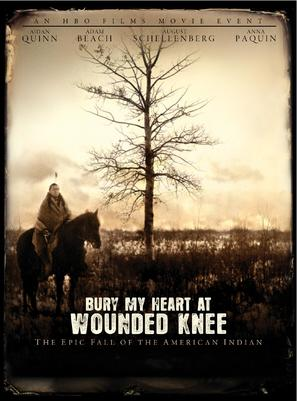 Bury My Heart at Wounded Knee - Movie Poster (thumbnail)