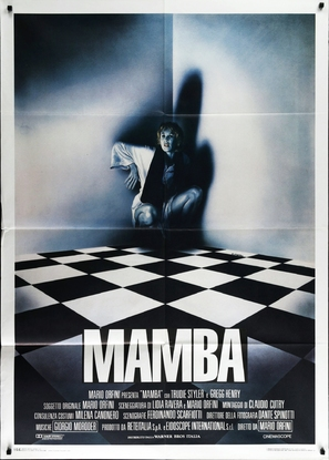 Mamba - Italian Movie Poster (thumbnail)