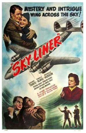 Sky Liner - Movie Poster (thumbnail)