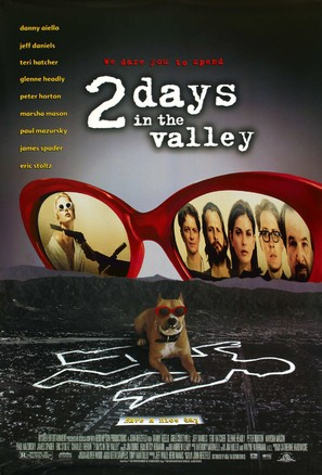 2 Days in the Valley - Movie Poster (thumbnail)