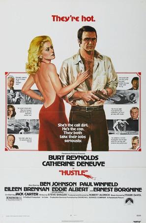 Hustle - Movie Poster (thumbnail)