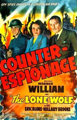 Counter-Espionage - Movie Poster (thumbnail)