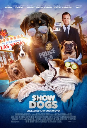 Show Dogs - Movie Poster (thumbnail)