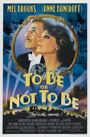 To Be or Not to Be - Movie Poster (thumbnail)