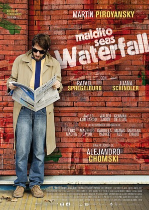 Maldito Seas Waterfall!