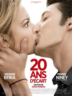 20 ans d'écart - French Movie Poster (thumbnail)