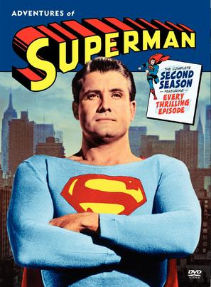 """Adventures of Superman"" - DVD movie cover (thumbnail)"