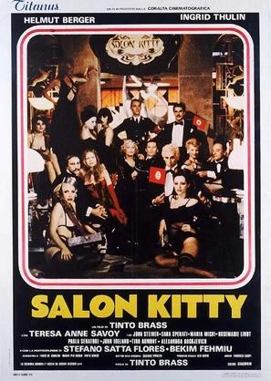 Salon Kitty - Italian Movie Poster (thumbnail)
