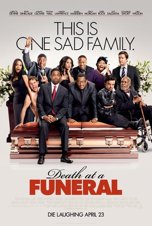 Death at a Funeral - Movie Poster (thumbnail)