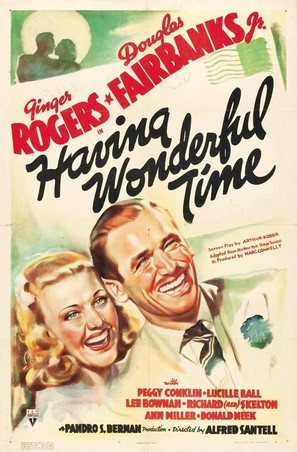 Having Wonderful Time - Movie Poster (thumbnail)