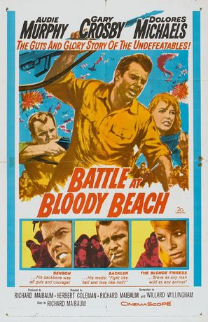 Battle at Bloody Beach - Movie Poster (thumbnail)