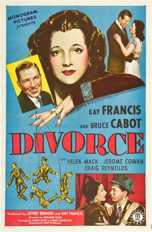 Divorce - Movie Poster (thumbnail)