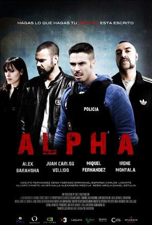 Alpha - Spanish Movie Poster (thumbnail)