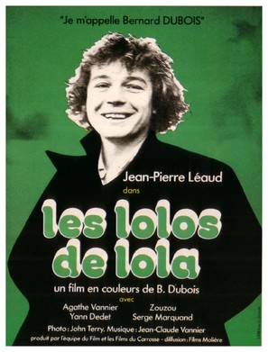 Les lolos de Lola - French Movie Poster (thumbnail)