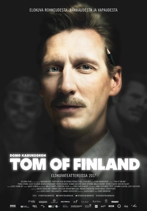 Tom of Finland - Finnish Movie Poster (thumbnail)