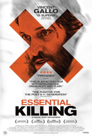 Essential Killing - Canadian Movie Poster (thumbnail)