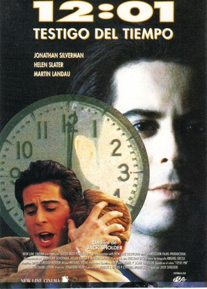 12:01 - Spanish Movie Poster (thumbnail)
