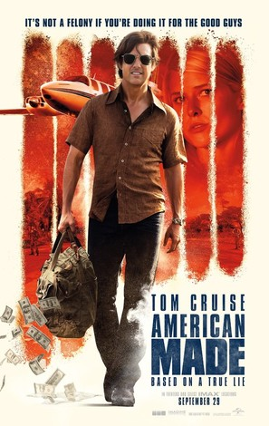 American Made - Movie Poster (thumbnail)