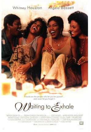 Waiting to Exhale - Movie Poster (thumbnail)