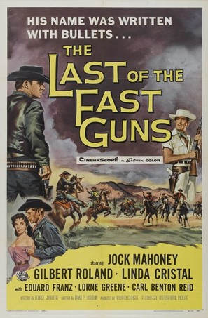 The Last of the Fast Guns - Movie Poster (thumbnail)