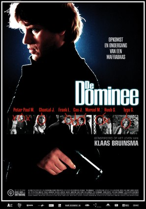 De dominee - Dutch Movie Poster (thumbnail)