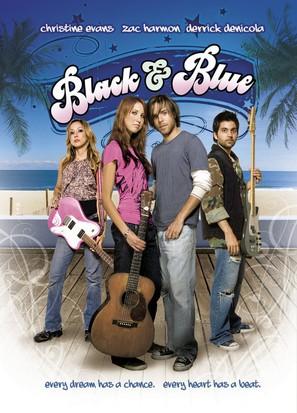 Black & Blue - Movie Cover (thumbnail)