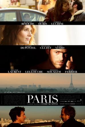 Paris - French Movie Poster (thumbnail)